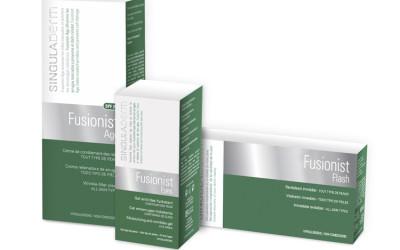 Fusionist la linea que rellena las arrugas de prima-derm