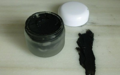 Mascarilla carbón activado