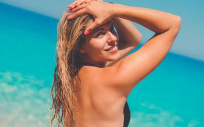 ¿Cómo recuperar la piel y el cabello después del verano?